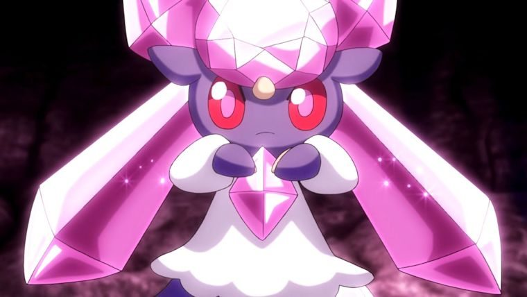 Pokemon Omega Ruby And Alpha Sapphire Free Diancie Is Now