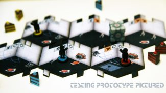 The Portal Board Game is a Frantic Race to Get the Most Cake