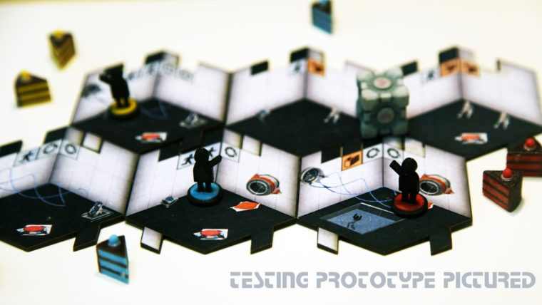 News  Portal 2 Portal Board Games