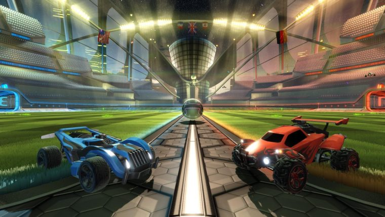 Rocket League 4 Million Downloads