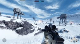 Star Wars Battlefront 4K PC