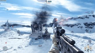 Star Wars Battlefront Lacks a Single-Player Campaign Because Few People Would Actually Play it says EA