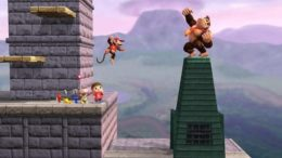 Super Smash Bros New Stages