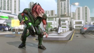 2K & Firaxis Reveal New Mutons For XCOM 2