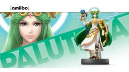 Amazon Gets First Exclusive Amiibo With Palutena