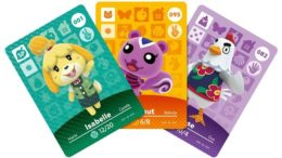 Animal Crossing Amiibo Cards May Be Tougher To Collect Than The Figures