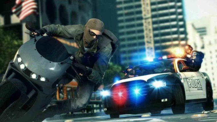 Battlefield Hardline: Robbery