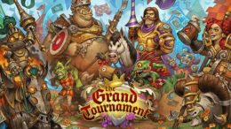 New Hearthstone Expansion, 'The Grand Tournament', Due Out Next Month