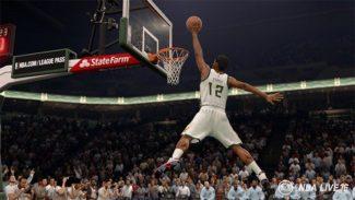 New Gameplay Mechanics Added In NBA Live 16