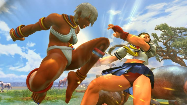 Ultra street fighter 4 ps4 patch update