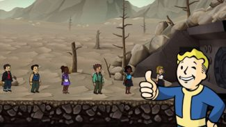 Fallout Shelter Updates to v1.1