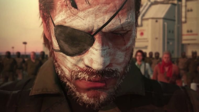 Metal Gear Solid V The Phantom Pain MGS V