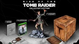 Rise of the Tomb Raider Box Collector's Edition