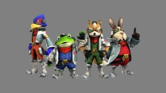 Star Fox Zero Character Artwork Revealed