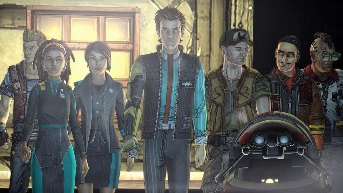 Tales from the Borderlands Episode 4 Escape Plan Bravo Review Featured