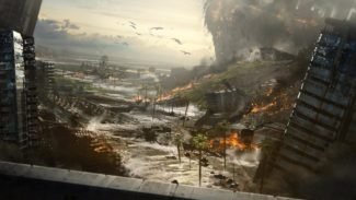 "[Update] Cliff Bleszinski's New Game Titled ""The Shattering"""