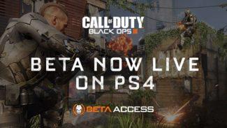 Black Ops 3 Beta Code Giveaway