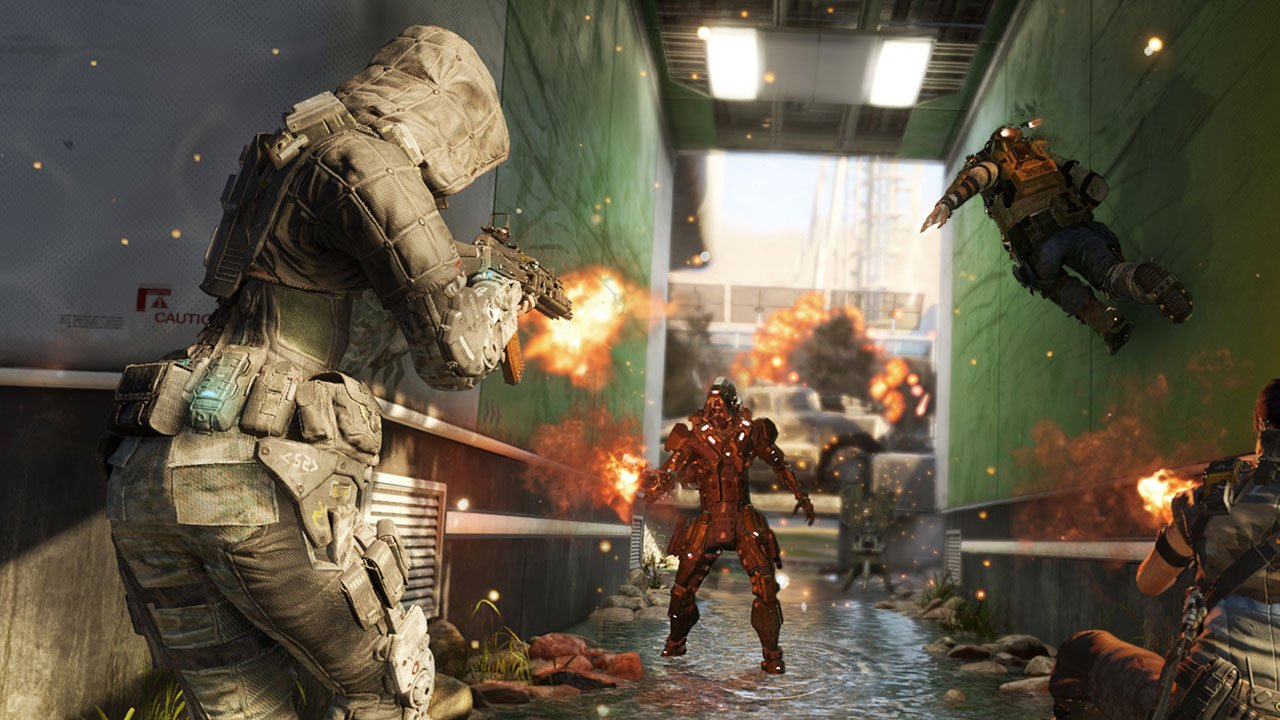 Black Ops III Beta Is Smoother On Xbox One Than PS4 News  Call of Duty Black Ops III