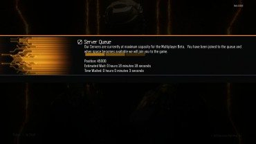 [Update] Black Ops 3 PlayStation 4 Beta Experiencing Server Capacity Problems, Long Wait Queues