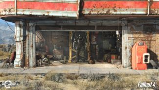 Fallout 4 Guide: How to Repair Power Armor