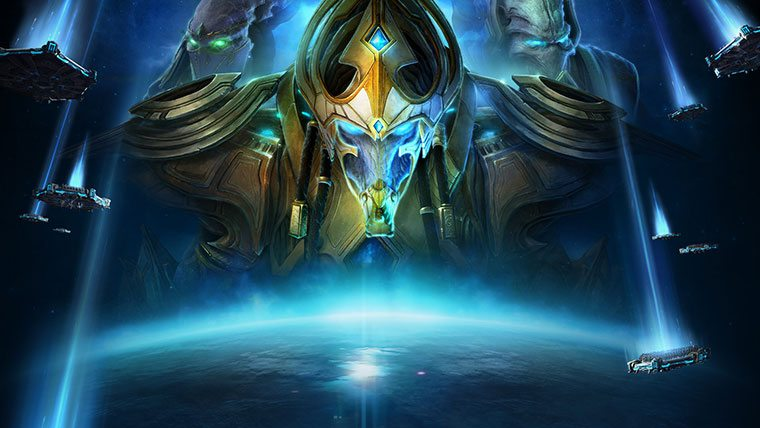 legacy of the void - StarCraft II: Legacy of the Void Review
