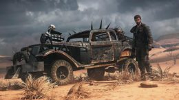 Mad Max is yet Another Game with PS4 Exclusive Content