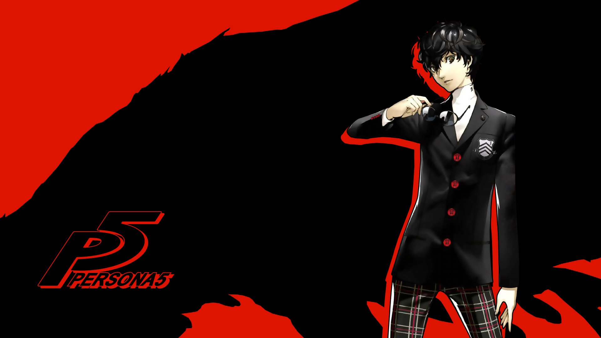 persona_5_wallpaper___protagonist_by_seraharcana-d8hr4s7