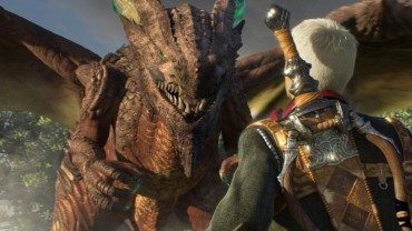 Xbox One Exclusive Scalebound Could Have Had Dinosaurs Instead Of Dragons