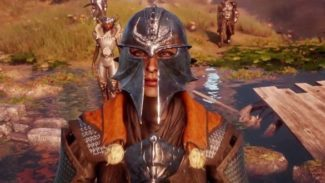 Dragon Age: Inquisition Trespasser DLC Trailer Leaked