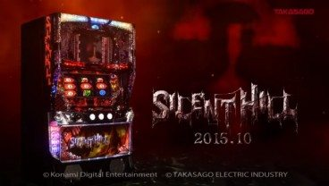 Silent Hill Returns As A Slot Machine