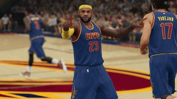 Nba 2k16 Cavaliers Vs Warriors Gameplay Video Attack Of