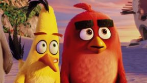 The Angry Birds Movie Trailer Will Take you Back to 2009