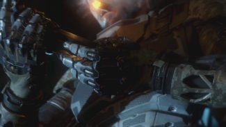 Is that Deus Ex: no, it's Call of Duty: Black Ops 3's latest story trailer