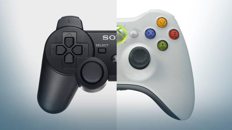 Last Gen Consoles PS3 Xbox 360