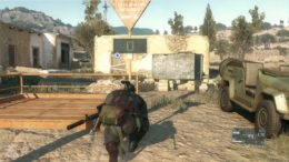 Metal Gear Solid V The Phantom Pain Guide How to Fast Travel