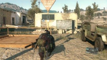 Metal Gear Solid V: The Phantom Pain Guide – How to Fast Travel