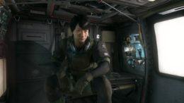 Play as Kojima in Metal Gear Solid V: The Phantom Pain - MGS V