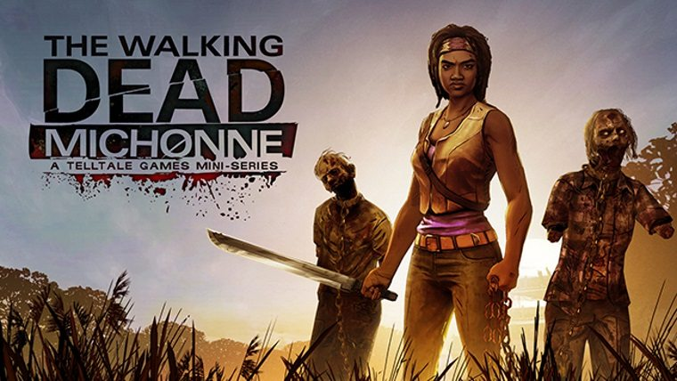 The-Walking-Dead-Michonne-Game-Release-Date