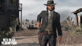 Dev Says Red Dead Redemption On PC Was Never Considered