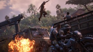 Uncharted 4: A Thief's End To Have Roughly Over 2 Hours Of Cutscenes
