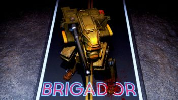 Brigador Early Access Impressions: curb stomping citizens with a mech
