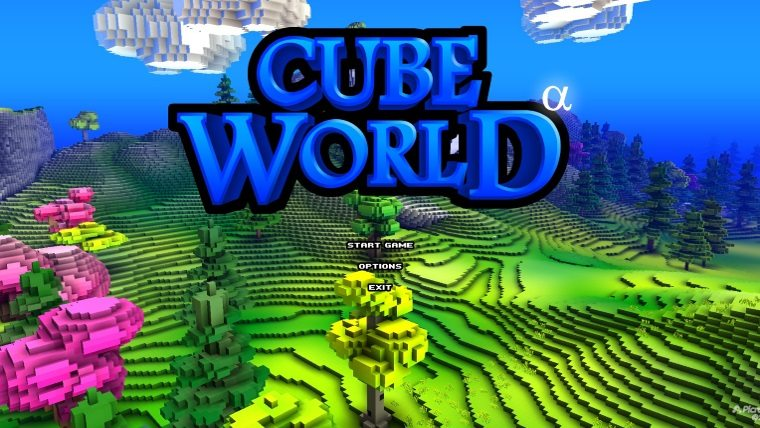 Cube World is Back from the Dead, Receiving First Update in Over a Year News  PC Gaming Minecraft Indie Cube World
