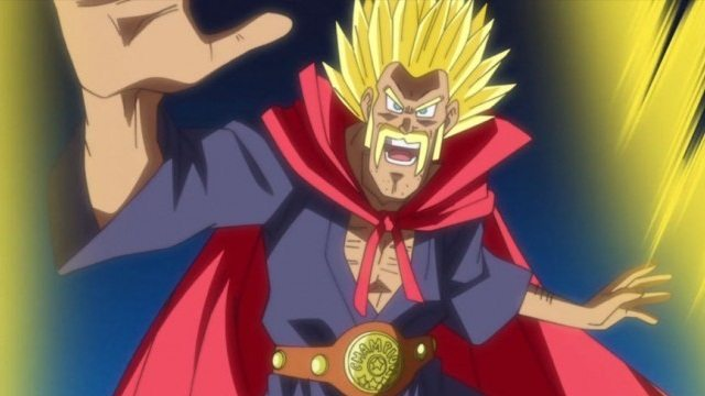 dragon ball super episode 15 review hercule claims to have beaten beerus - Dragon B