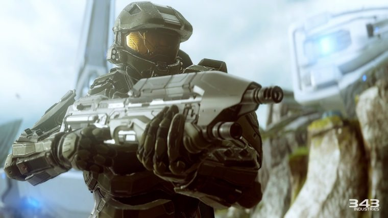 Steven Spielberg's HALO Series Is Still Totally Happening At Showtime