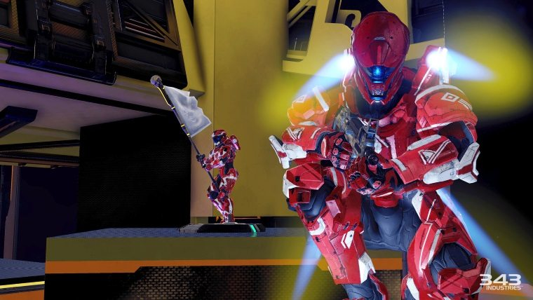 Halo 5 Movement Guide: How to Master All of Your New Multiplayer