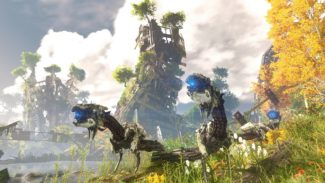 Sony Planning Horizon: Zero Dawn Merchandise