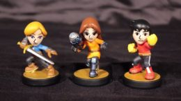 Mii Fighters Amiibo Unboxing