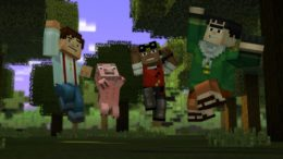 Minecraft: Story Mode – Episode 1 Review