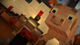 Minecraft Story Mode Review 1