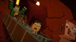 Minecraft Story Mode Review 3